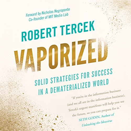 Vaporized cover art