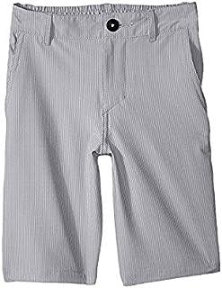 クイックシルバー Quiksilver Kids キッズ 男の子 ショーツ 半ズボン Sleet Union Pinstripe Amphibian Shorts [並行輸入品]