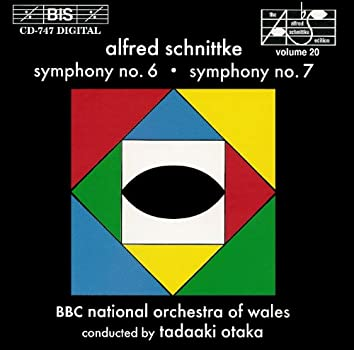 Schnittke: Symphonies Nos. 6 and 7