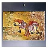 feitao Gustav Klimt Giclee Print Canvas Art Decor Poster Pintura Al Óleo Impresa En Lienzo -24X32 Pulgadas Sin Marco