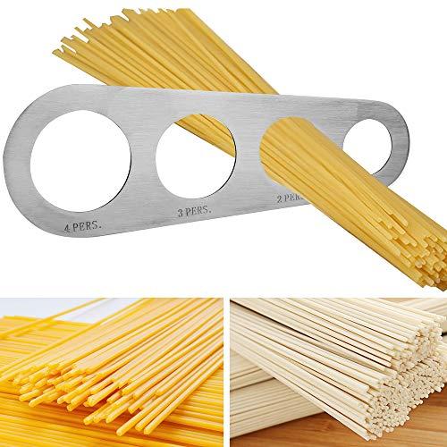 Runy - Medidor de Fideos de Pasta Acero Inoxidable