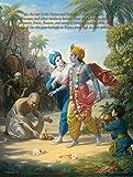 Bhakti-yoga; The Art of Eternal Love - Wall Calendar 2020 - Hindu Art Calendar