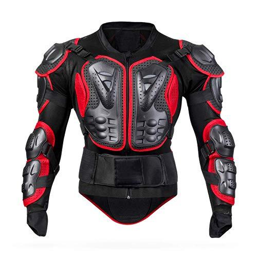 Y & Z Motorfiets Beschermende Gear Spine Body Armour Motorfiets Full Body Armor met Borst- en rugbescherming Mountainbike Schaatsen Snowboarden