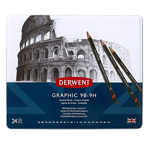 Derwent Graphic Pencils