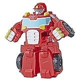 Playskool Heroes Transformers Rescue Bots - Heatwave The Fire Bot Figure