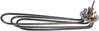 Radiador Jemi para lavavajillas GS-19, GS-7, GS-20, GS-9, GS-30, GS-43 4800W 240 V Longitud 295 mm Ancho 58 mm 3 circuitos de calefacción