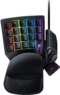 Razer Tartarus V2 - Gaming Keypad con Swtich Mecha-Membrane, Teclado para Juegos, USB, Alámbrico, Tamaño Único, Color Negro