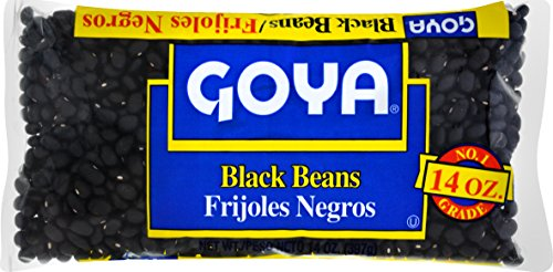Goya Dry Black Beans, 14 oz