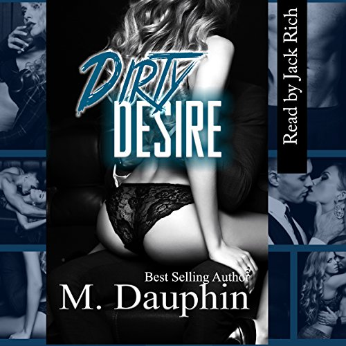 Dirty Desire audiobook cover art