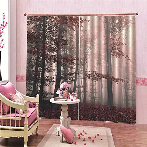cortinas salon blancas translucidas