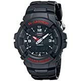 CASIO (カシオ) 腕時計 G-SHOCK(Gショック) G-100-1B メンズ 海外モデル [逆輸入品]