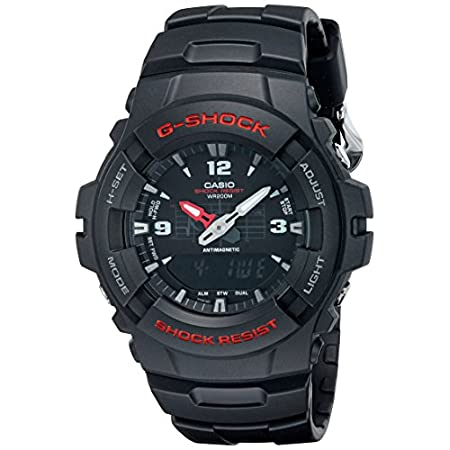 Casio watches Casio Men's G-Shock Classic Analog-Digital Watch