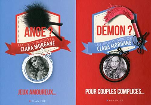 Coffret anges ou démons Clara Morgane