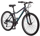 Schwinn High Timber Mountain Bike, Aluminum Frame, 26-Inch Wheels, Navy