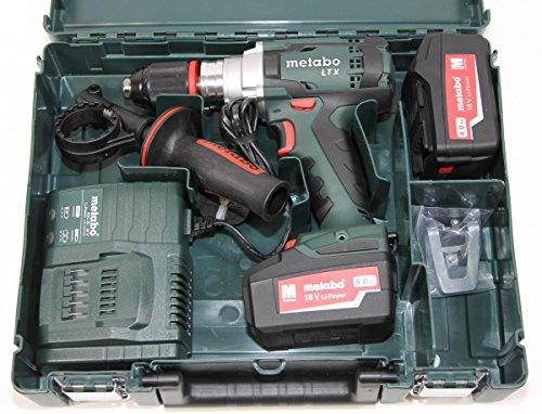 Metabo Akku-Bohrschrauber BS 18 LTX Impuls 60 Nm, 18V / 4 Ah, 55/110 Nm - 4