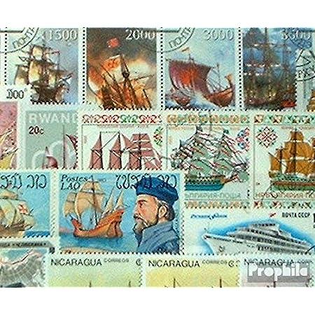 Briefmarken f/ür Sammler Prophila Collection Vietnam 50 Verschiedene Marken