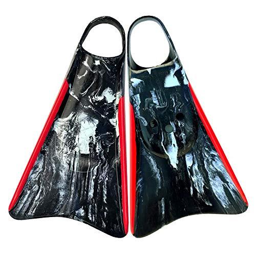Kpaloa Swim aletas Original Sideline Negro Bodyboard