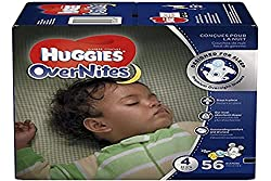 Huggies OverNites Diapers- Best Overnight Diapers