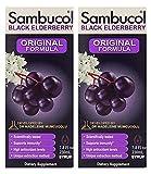 Sambucol Original Liquid Black Elderberry 7.8 fl.oz (Pack of 2)