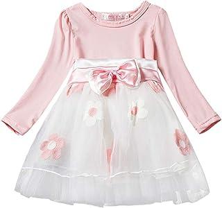 Houfung 7-12T vestito estivo senza maniche per ragazze stampa con girasole aderente prendisole per bambini e ragazze