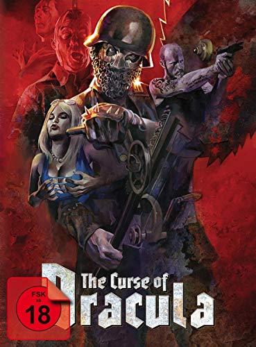 The Curse of Dracula (uncut) - Mediabook - Limited Edition (+ DVD) [Blu-ray]