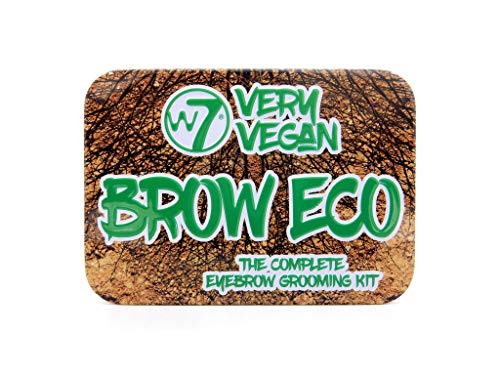 W7 Very Vegan Brow Eco Lidschatten