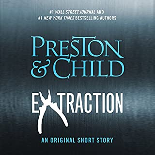 Extraction audiobook cover art