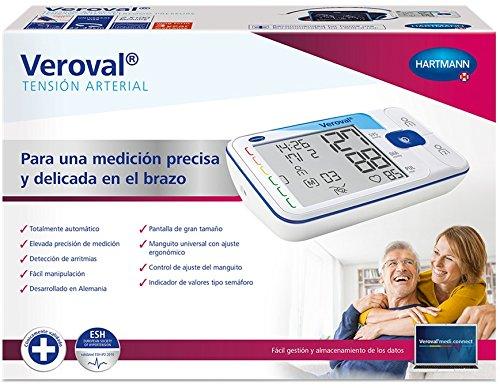 TENSIOMETRO DE BRAZO VEROVAL PRESION ARTERIAL