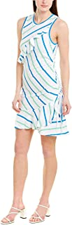 Parker womens Francie Ruched Midi Dress Casual Dress