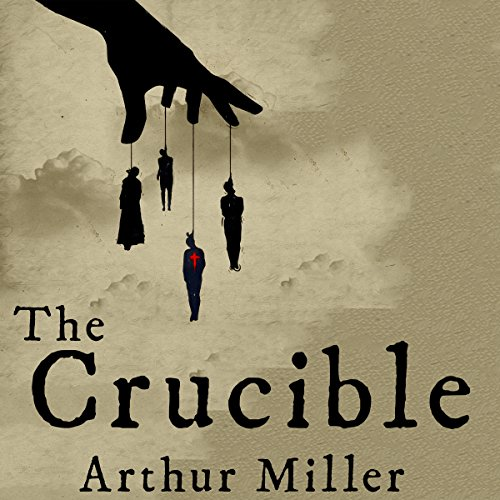 The Crucible cover art