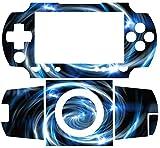 Stars Swirl Black Hole Arts SKIN COVER for PSP 1000 FAT