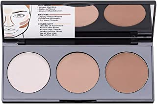 Note Perfecting Contouring Cream Palette, No. 01