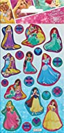 OFFICIAL PRODUCT - Official high-quality foiled stickers featuring all of your favourite Disney Princesses We use the best materials to ensure that our stickers are wonderfully detailed and coloured and with a sparkly foil finish WONDERFUL DESIGN - I...