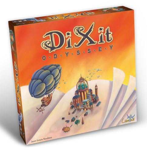 Libellud Dixit Odyssey Card Game
