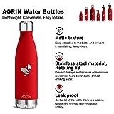 Zoom IMG-1 aorin doppia bottiglia per vuoto