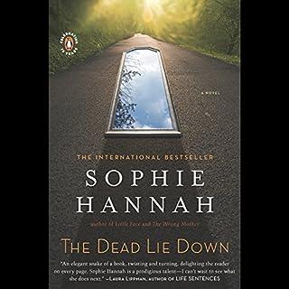 Dead Lie Down audiobook cover art