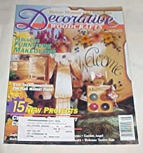 Decorative Woodcrafts (Better Homes and Gardens) Magazine August 1995