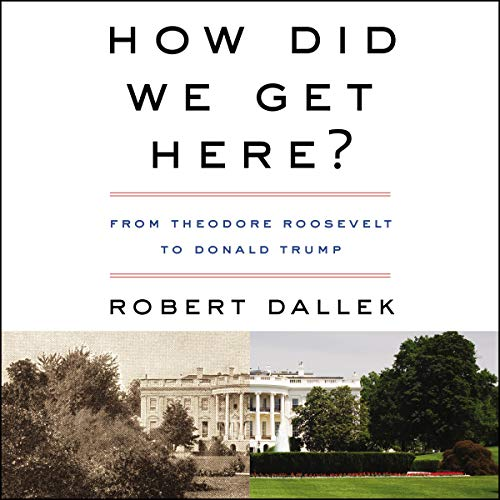 How Did We Get Here? audiobook cover art