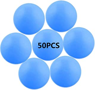 White Pink Yellow 3 Stars New Material 40+ Color Ball Machine Training Ball Plastic Table Tennis Ball with Ball 36 Capsules//Barrel Orange Sports and f XIONGHAIZI Table Tennis Balls Green Blue