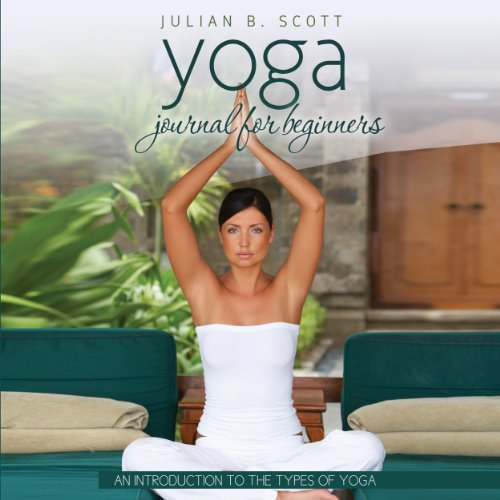 Yoga Journal for Beginners audiobook cover art