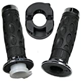 Throttle Twist Grip Set w/cable housing holder for GY6 50cc, 80cc, 125c, 150cc scooters