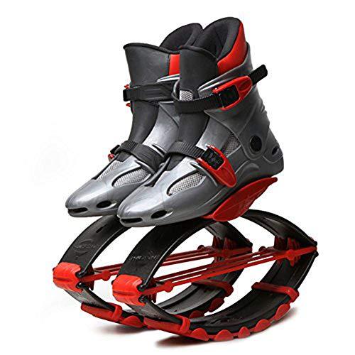 gengyouyuan Zapatos de elástico Salto fácilmente Espacio Gorila Salto Zapatos