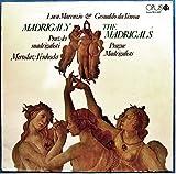 Prague Madrigal Singers, Miroslav Venhoda - Luca Marenzio / Carlo Gesualdo - Madrigaly / The Madrigals - Opus - 9112 0587