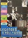 Légendes d'Hollywood 8 films l'adieu aux armes, La joyeuse suicidée, La dame du...
