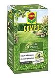 compo concime per prato, concime granulare, per un manto erboso sano e rigoglioso, nutrimento fino a 4 mesi, 3 kg