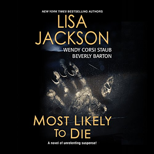 Most Likely to Die audiobook cover art