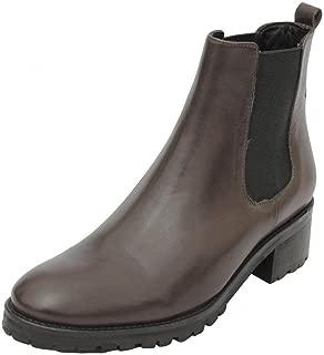 Salt N Pepper Alix Vulcane Leather Women Boots