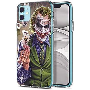 Cover per Apple iPhone 11- Inkover - Custodia in Tpu trasparente