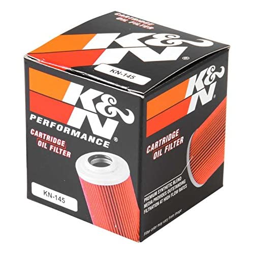 K&N KN-145 Powersports High Performance Oil Filter