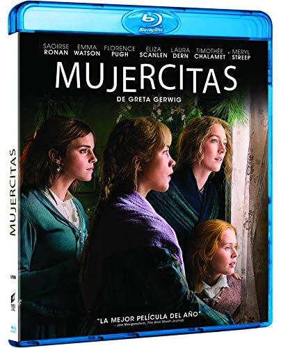 Mujercitas (2019) (BD) [Blu-ray] (Blu-ray)